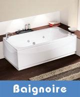 Baignoires / Parois et baignoire d'angle