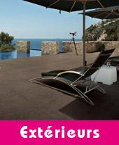Carrelage sol extérieur et terrasse