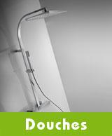 Robinets de douche et mitigeurs thermostatiques