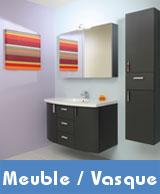 Meuble salle de bains / Vasque