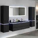 SANIJURA Meuble salle de bains HALO